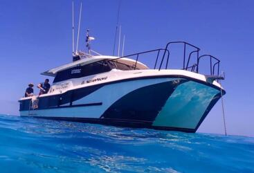 Private Charter Boat Agnes Water -  1770 Snorkel Tours - 1770 Fishing Tours