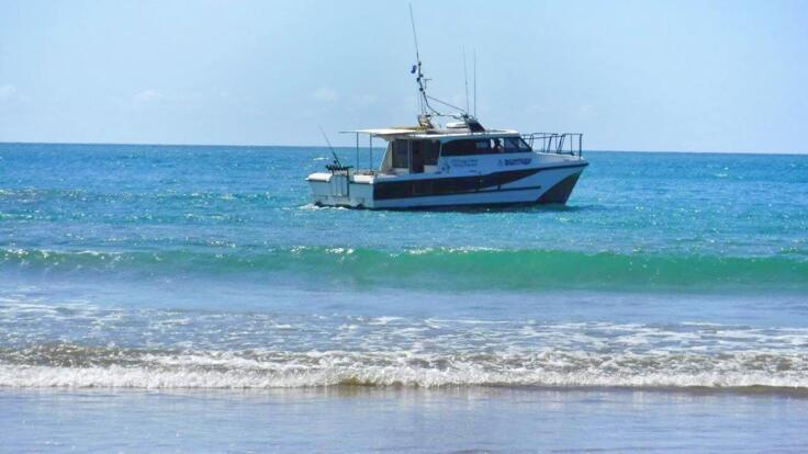 Charter Boat 1770 - Snorkel and Island Tours from Agnes Water
