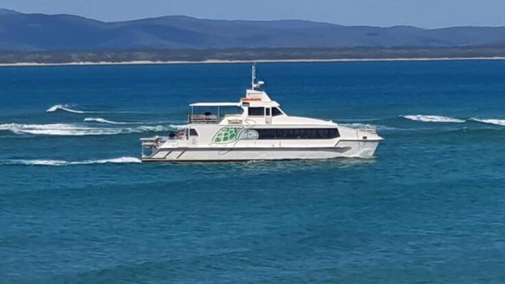 Lady Musgrave Island Tours -  New Boat in Agnes Water and 1770