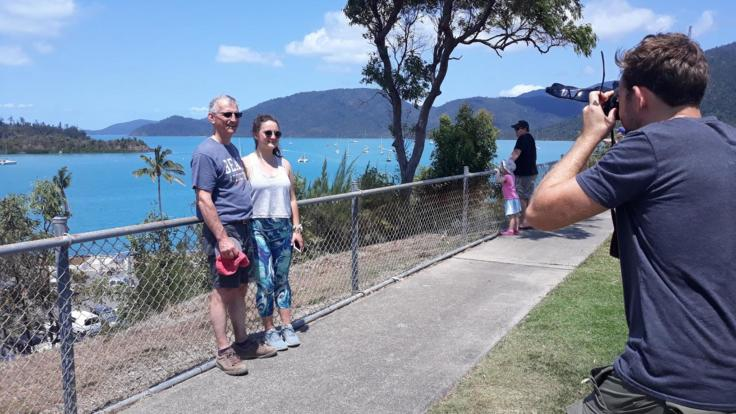 Shute Harbour Lookout | Airlie Beach