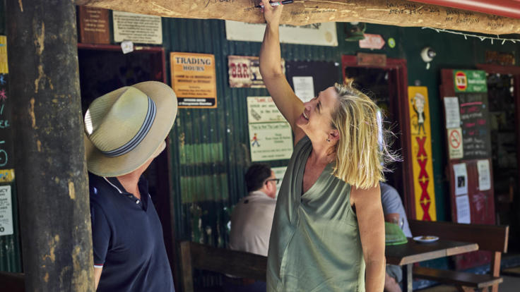 Cooktown Day Trip Departs Mon & Thu | Lions Den Hotel
