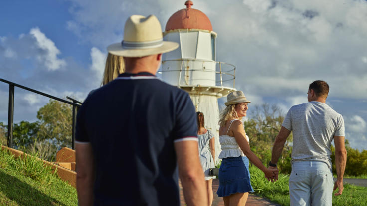 Guided Tour of Cooktown | Grassy Hill Lookout