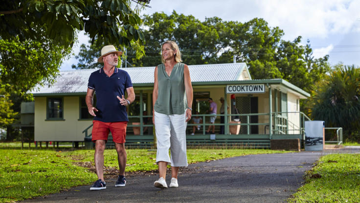 Cooktown Airport | Drive/Fly to Cooktown