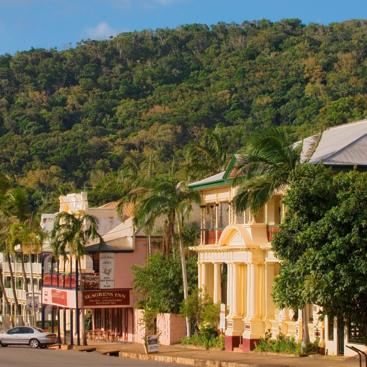 Explore the historical streets of Cooktown