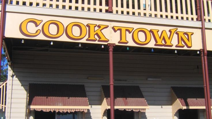 Enjoy time at the Cooktown Museum.