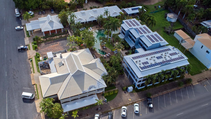 Your Accommodation in Cooktown