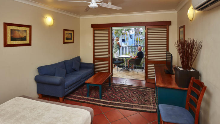 2 Day 1 Night Cooktown Trip | Accommodation