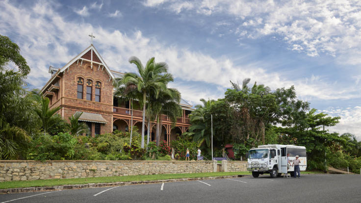 Visit Cooktown James Cook Museum