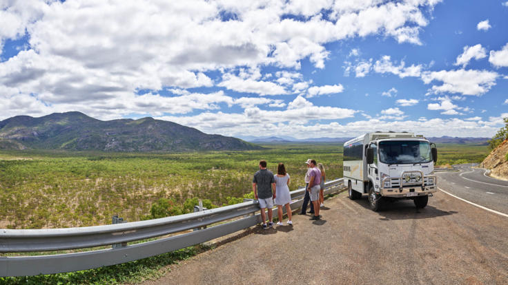 Return Journey From Cooktown to Cairns | Byerstown Lookout