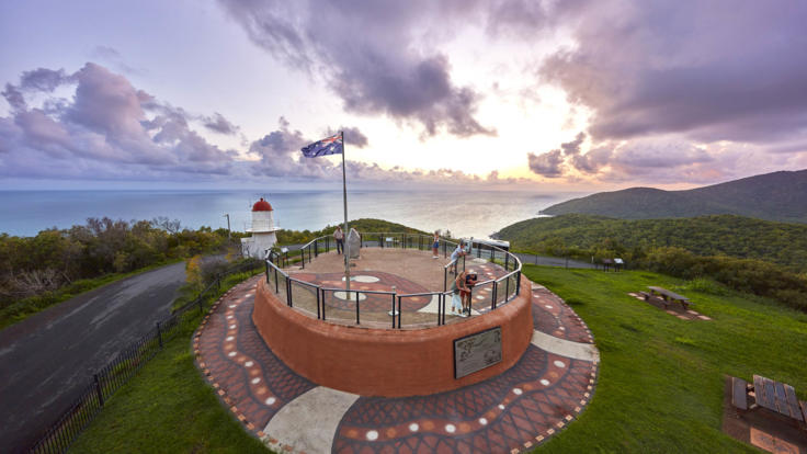 Cooktown Extended Trip | Grassy Hill Lookout