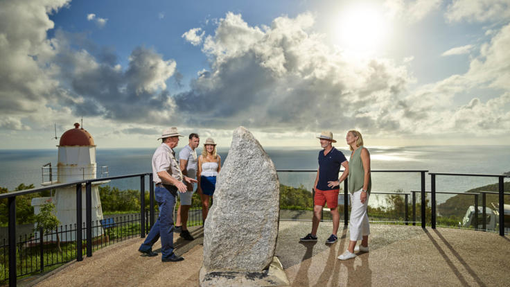 Guided Visit of Cooktown | Grassy Hill
