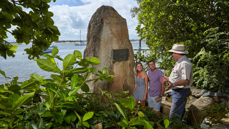 Foreshore Guided Walk | Cooktown