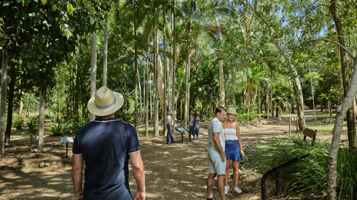 Guided Visit of Cooktown Includes Botanic Gardens