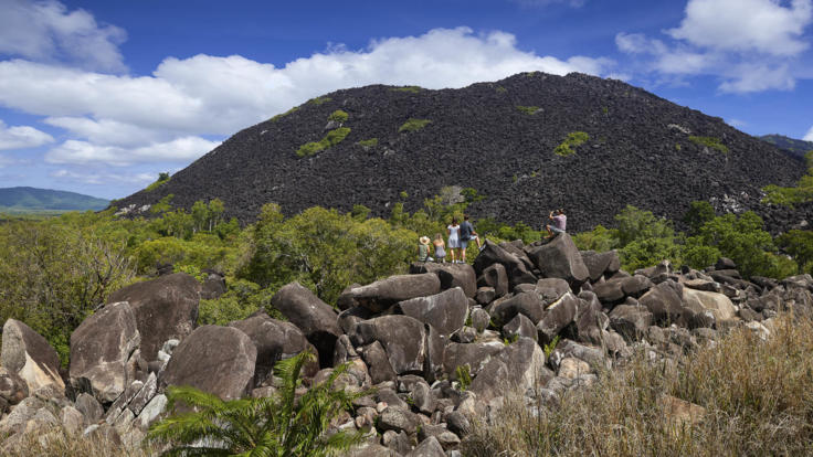 Black Mountain on your way back from Cooktown | Day 3