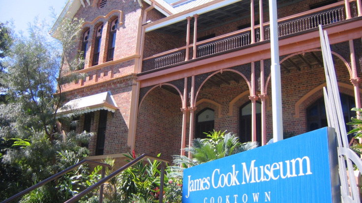 Visit museums and historical sites in Cooktown