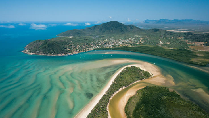 Cooktown Coastline
