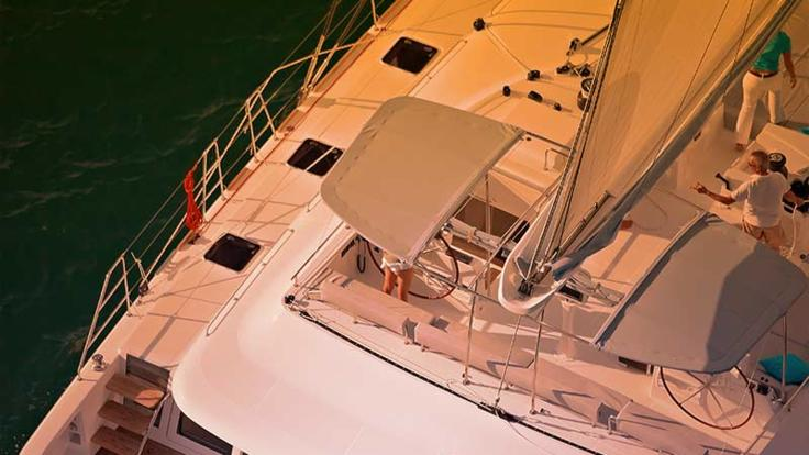 Perfect Charter Yacht for special occasions and celebrations, Port Douglas