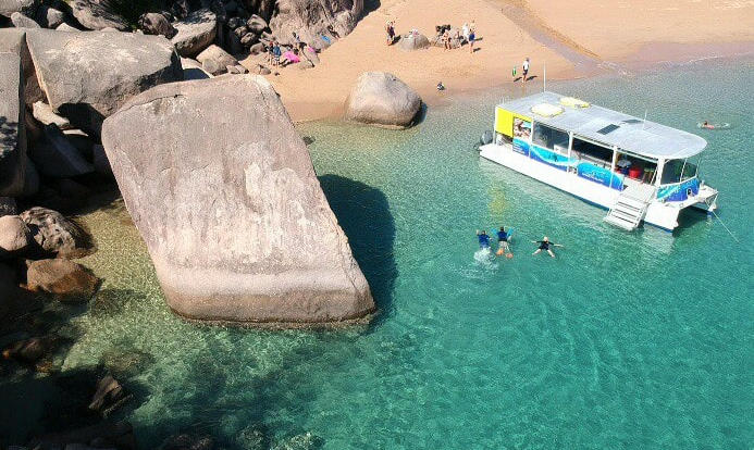 Radical Bay | Magnetic Island Snorkel Tour