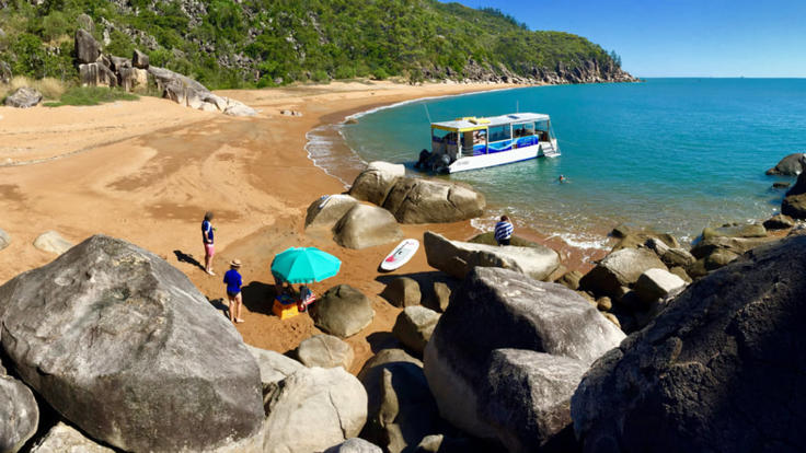 Magnetic Island Snorkel Tour