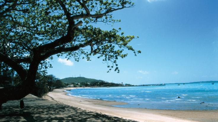 Magnificent Thursday Island beachfront