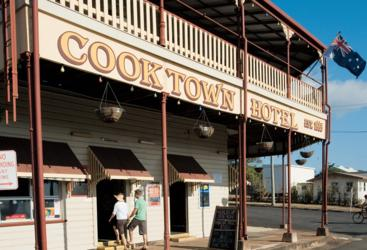 Visit Cooktown Hotel