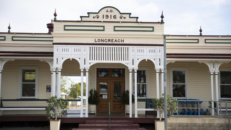 Historic Buildings Longreach