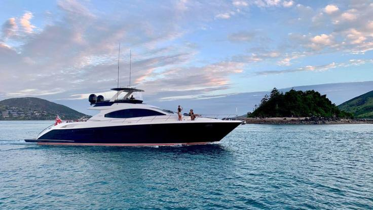 Whitsunday Charter Yacht