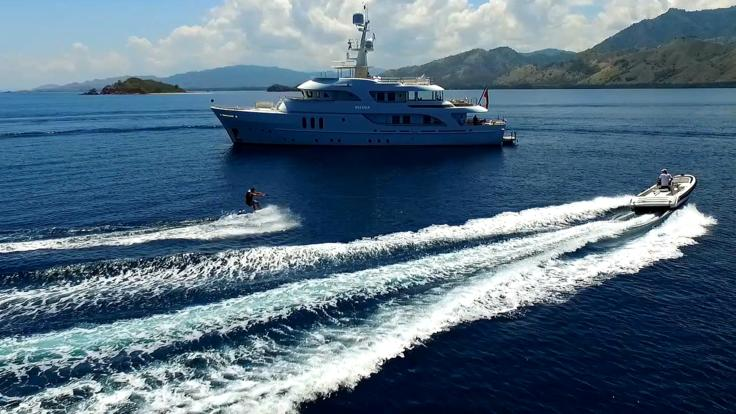 Superyacht Charter from Port Douglas
