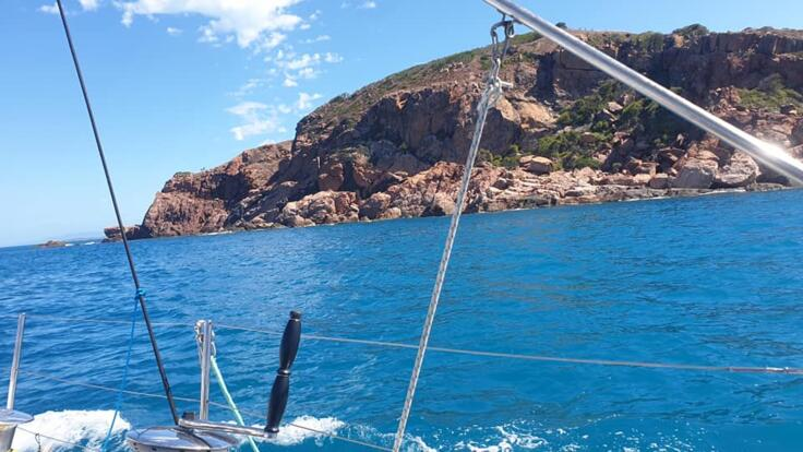 Yacht Charter Magnetic Island - Great Barrier Reef