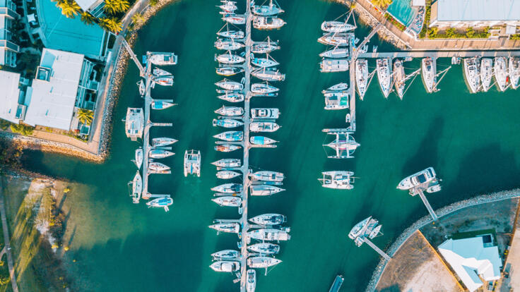Magnetic Island Boat Harbour