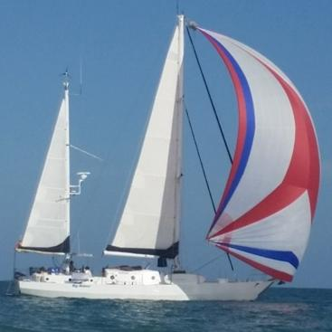 Great Barrier Reef Sailing tour in Townsville