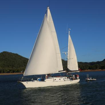 Sunset Sailing Magnetic Island