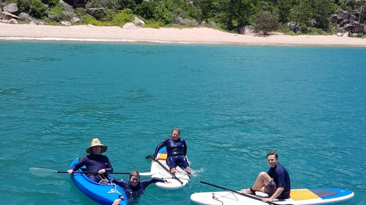 Magnetic Island Charter Boat - Stand Up Paddle Boards