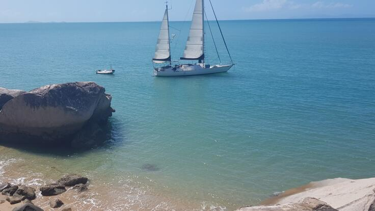 Yacht Charter Townsville - Full Day Half Day - Magnetic Island