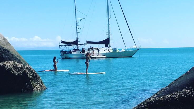 Magnetic Island private charter snorkel tour