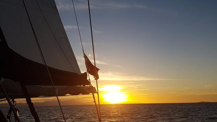 Magnetic Island Yacht Charter - Sunset Sailing