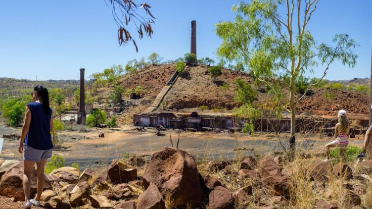 Chillagoe smelters - 4WD outback tour from Cairns