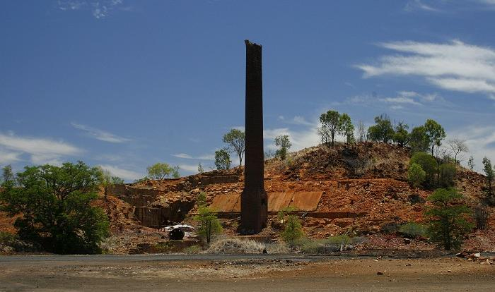 Historial Chillagoe Smelters