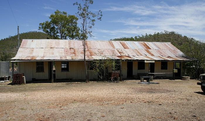 Explore historial Chillagoe town with your informative guide