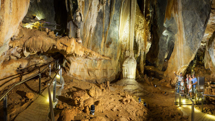 Chillagoe Caves outback Queensland