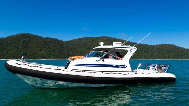 Whitsunday Private Charter Boat