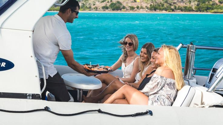 Half Day Private Charter Options Whitsundays