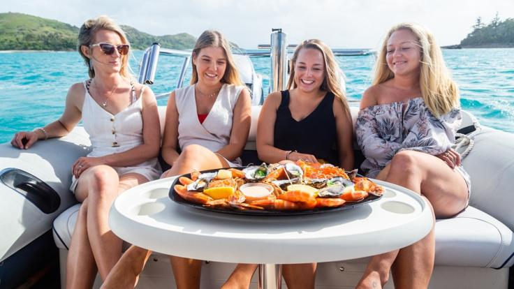 Private Charter Boat Whitsundays | Up to 6 guests