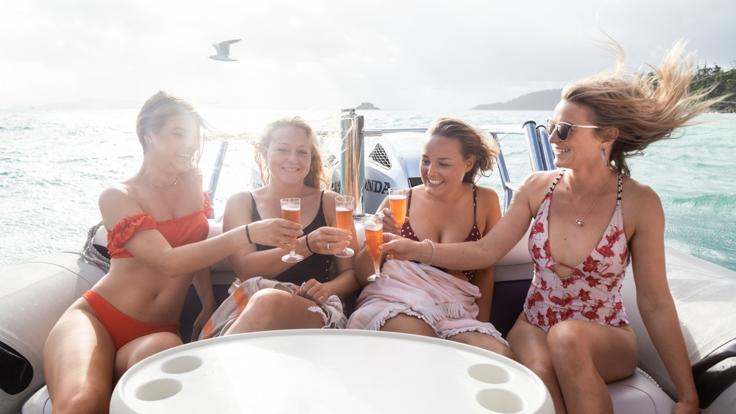 Private Charter Boat For Up To 8 Guests - Sunset Cruise