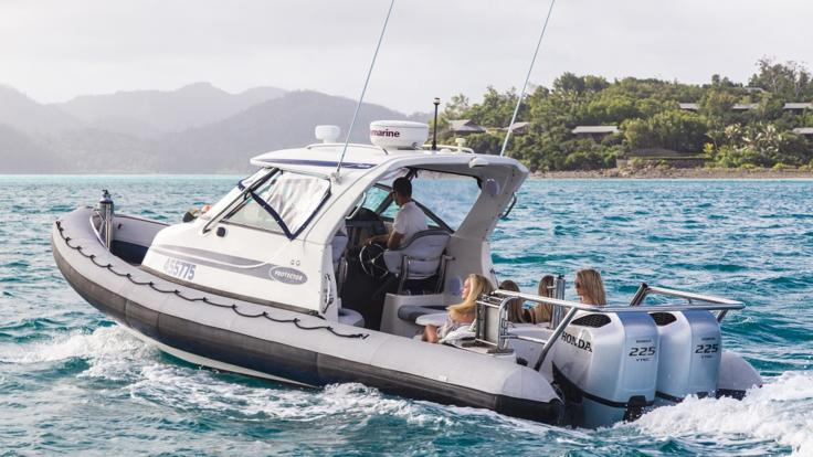 Half Day or Full Day Whitsundays Private Charter Options