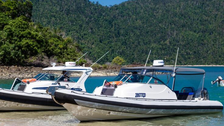 Boat Charters Airlie Beach - Hamilton Island - Group Charters
