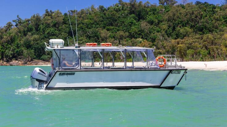 Airlie Beach Charter Boats - 24 Guests