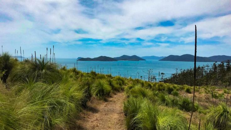 Picturesque Whitsunday Location