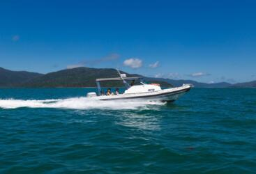 Cruise the Whitsundays on your private charter boat