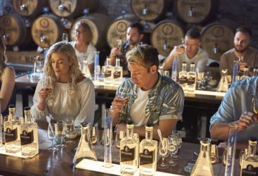 Blend your own rum at Bundaberg Rum Distillery